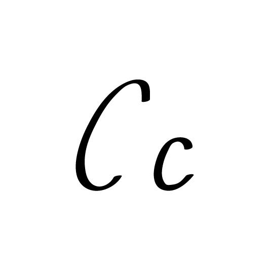 Lettera C